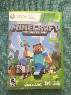 Minecraft Para Xbox 360