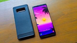 Samsung Galaxy Note 8 (possui 1 Dead Pixel)