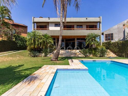 Imagem 1 de 30 de Casa À Venda Em Barão Geraldo - Ca026356