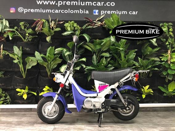 Yamaha Chappy 80 Mod1997 (8millones De Pesos)