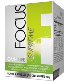 Focus Omnilife - Suplementos Alimenticios en Mercado Libre