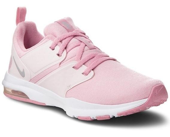 Tenis Nike Mujer Air Bella Training Rosa Elemental Original