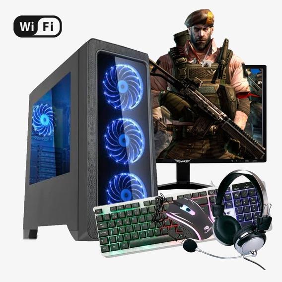 Pc Gamer Completo I3 4ª,16gb Ram Ddr3,hd 1tb,gtx 550ti 1gb