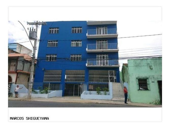 Apartamento Para Venda Em Salvador, Barbalho, 3 Dormitórios, 1 Suíte, 2 Banheiros - Vg1280