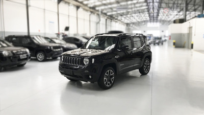 Jeep Renegade Longitude 2020 - Blindado