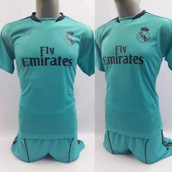 Real Blue Like Uniforme Completo Playera Short Calcetas Y #