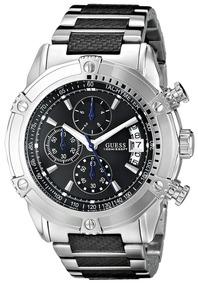Relógio Guess U18507g2 - High Gear Silver