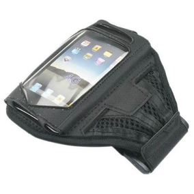 Bracadeira Esportiva Iphone Ipod Atrix Nokia N9 N8 Galaxy Bb
