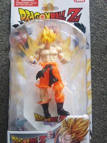 Dragon Ball Z Figuras 18cm Goku Vegeta Muñecos Dragon Ball