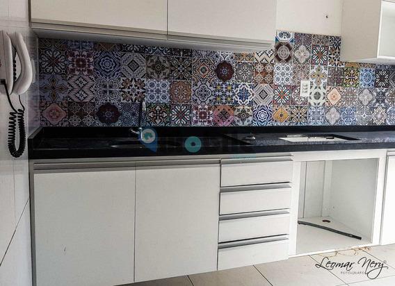Apartamento Com 2 Dorms, Muribara, São Lourenço Da Mata - R$ 123 Mil, Cod: Lnr27 - Alnr27