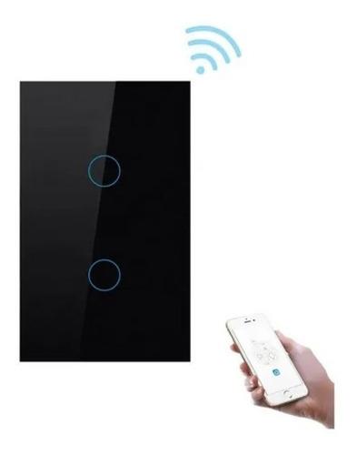 Interruptor Inteligente Wifi Alexa Y Google Home (2 Botones)