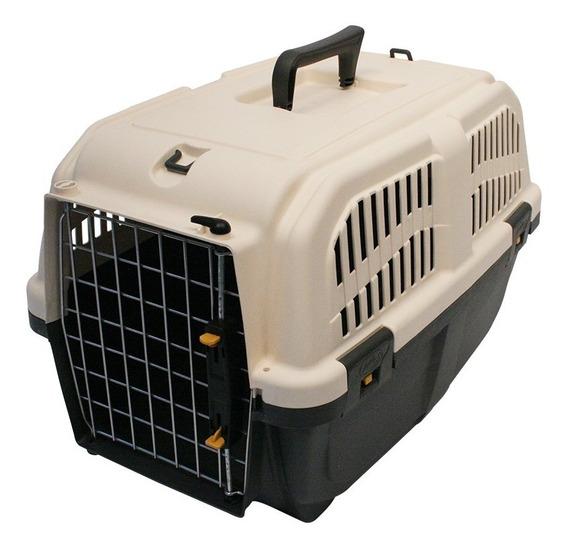 Kennel Transportador Jaula Skudo Iata 2 55x36x35 Perro Gato