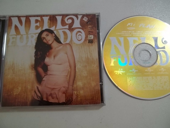 Cd . Nelly Furtado - Mi Plan - Rock Pop Inter