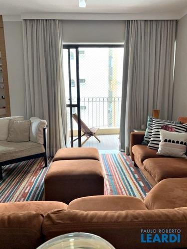 Imagem 1 de 15 de Apartamento - Jardim Paulista - Sp - 598587