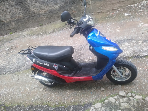 Jhonny Scooter Cinquentinha Jhonny