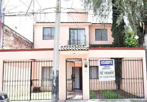 Casa En Venta, Xochimilco, Ciudad De México