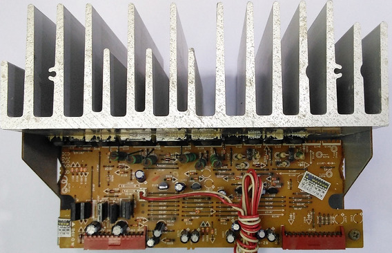Módulo Amplificador Saída De Áudio Som Aiwa T9 Cx-nt9lh