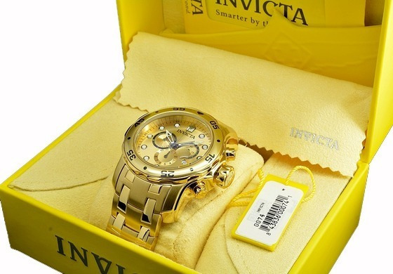 Invicta 0074 - Original