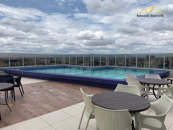 Loft Com 1 Dormitório Para Alugar, 32 M² Por R$ 2.100/mês - Centro - Guarulhos/sp - Lf0002