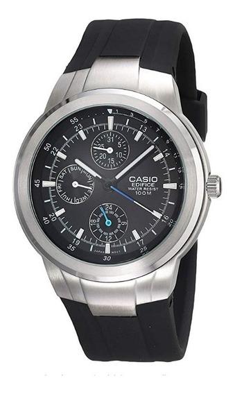 Reloj Análogo Casio Edifice Ef-305 Dial Múltiple