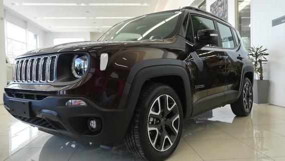 Jeep Renegade 0 Km Línea 2020 Autom 1.8 Entrega $ 299.460