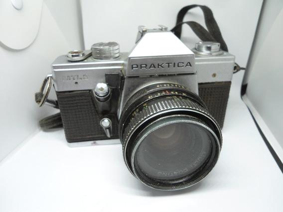 Maquina Fotografica Praktica Mtl3 - No Estado