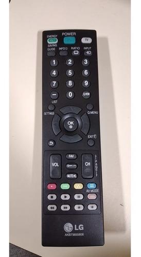 Controle LG Original Akb73655808