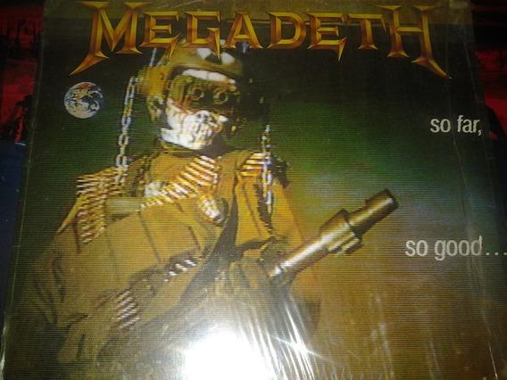 Lp Megadeth
