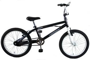 Bicicleta Freestyle Rodado 20 Pintada Ushuaia