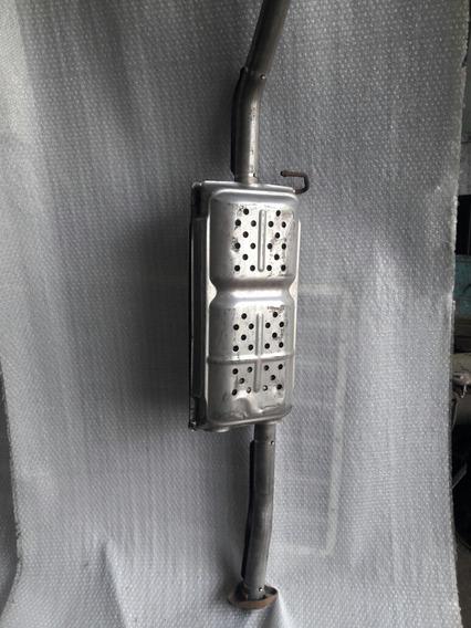 Escapamento Completo Catalizador E Silencioso Ford Explorer