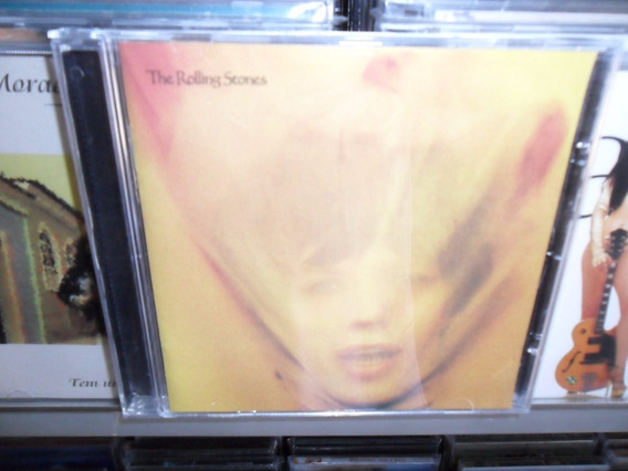 Cd The Rollig Stones Goats Head Soup