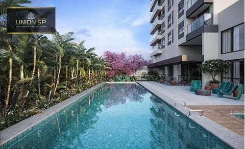 Apartamento Com 3 Dormitórios À Venda, 112 M² Por R$ 1.389.976,00 - Perdizes - São Paulo/sp - Ap46470