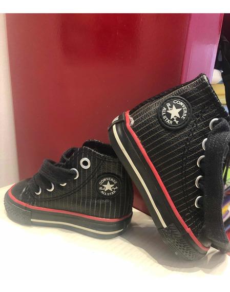 Zapatillas Converse Y adidas Bebe