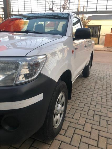 Toyota Hilux 2.5 Cs Dx I 120cv 4x2 Unica Mano - Impecable