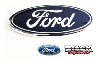 Logos Ovalos Insignia Tras Ford Ka Desde 2016