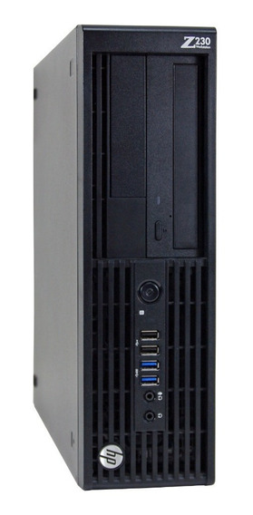 Cpu Workstation Hp Z230 Xeon E3-1245 Hd 500g 4g Ram