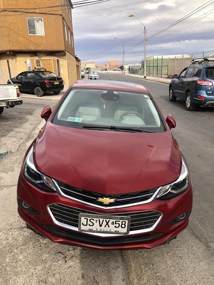 Chevrolet Cruze Ltz Nb 1.4t At