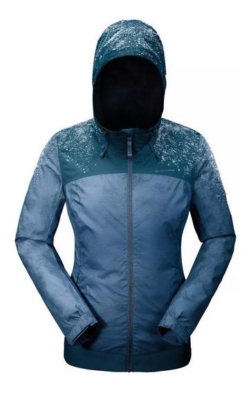 Jaqueta Impermeável Para Trilha Na Neve Frio -10°c Feminina