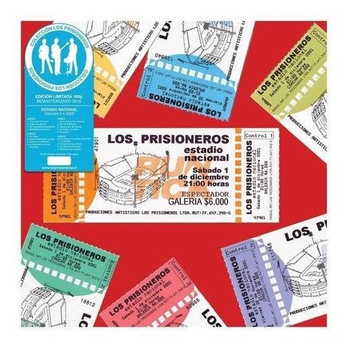 Los Prisioneros Estadio Nacional Vol 2 Vinilo Musicovinyl