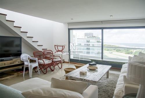Hermoso Penthouse Duplex En Punta Del Este- Ref: 3331