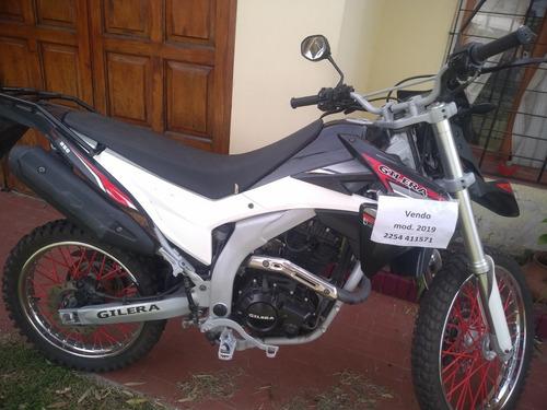Gilera Smx 250