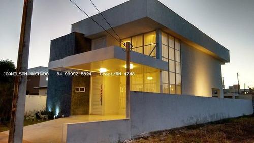 Casa Em Condomínio Para Venda Em Parnamirim, Parque Das Nações - Green Club I, 4 Dormitórios, 4 Suítes, 6 Banheiros, 4 Vagas - Cas1579-g_2-1103881
