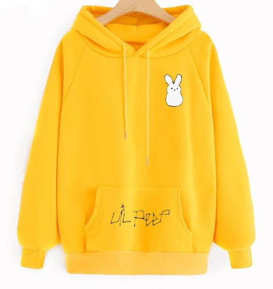 Hermosa Sudadera Hoodie Conejo Lil Peep Bunny Nuevo Modelo