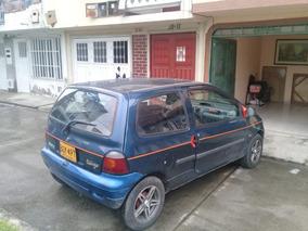 Renault Twingo, Color Verde Perlado De 2 Puertas 1300cc,...