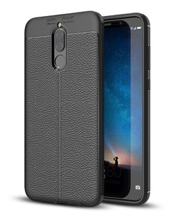 Funda Textura Cuero Huawei Mate 10 Pro P20 Lite P9 P10 Plus