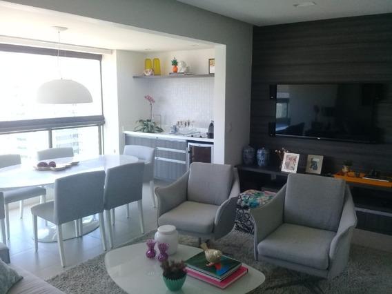 Apartamento Para Alugar Na Pituba Com 3 Quartos Sendo 1 Suíte 85m2 - Lit995 - 33311958