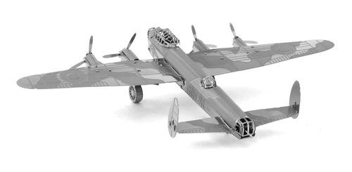 Fascinations Metal Earth Avión Avro Lancaster Bomber 3d