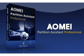 Aomei Partition Assistant Professional 2019