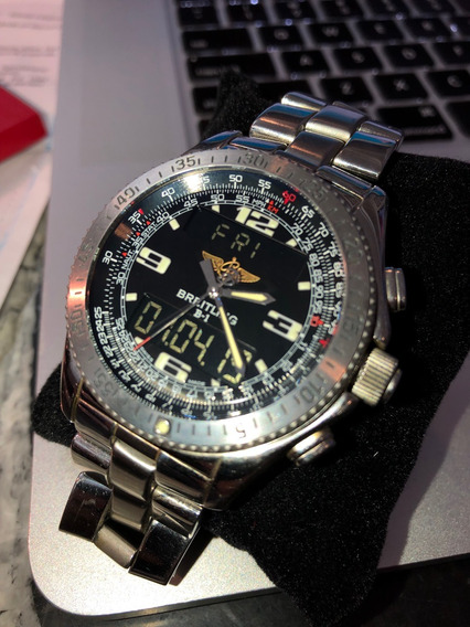 Relógio Breitling B1 1884