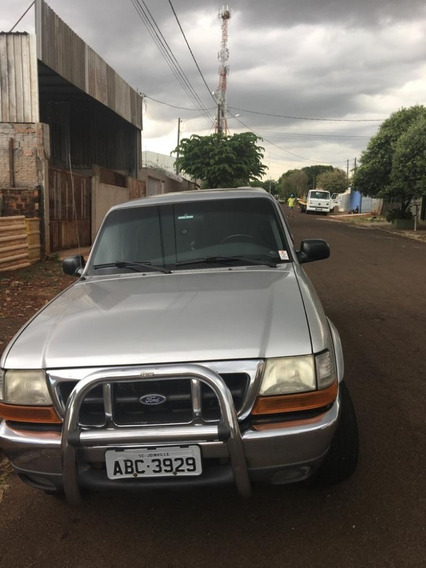 Ford Ranger 2001 Turbo Diesel Cab Dupla Completa